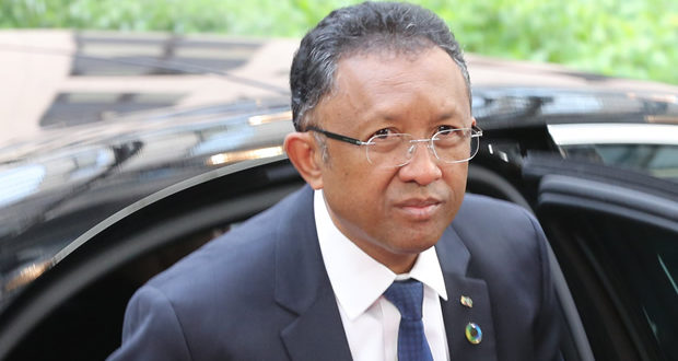 élections madagascar 2018