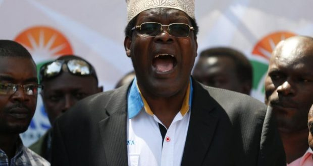 Le ministre de l 39 int rieur et deux s curitaires du kenya for Ministre interieur 2000